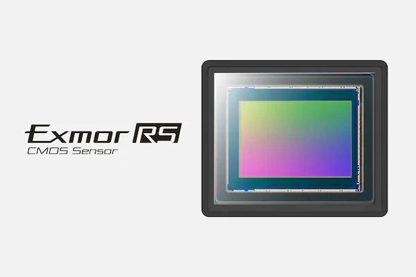 全画幅堆栈式Exmor RS™CMOS影像传感器