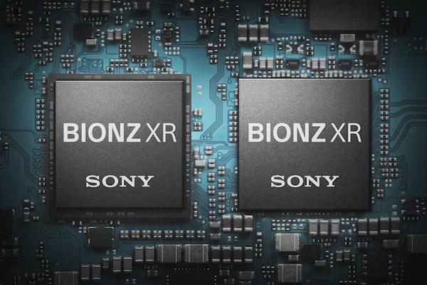 BIONZ XRTM影像传感器示意图展示