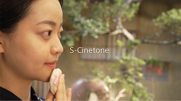 S-Cinetone色彩模式样照展示