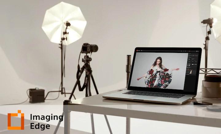 Imaging EdgeTM桌面应用程序