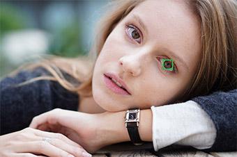 设置首选的眼睛(左眼或右眼)