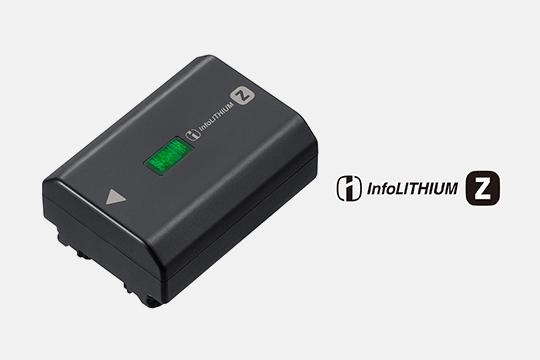 NP-FZ100电池产品图