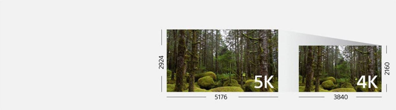 5K与4K对比效果展示