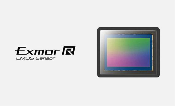 全画幅背照式Exmor R™CMOS影像传感器