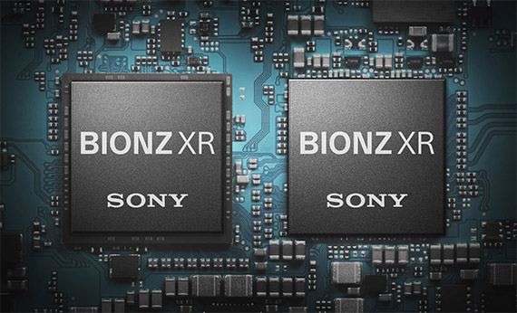 新的BIONZ XR™影像处理器