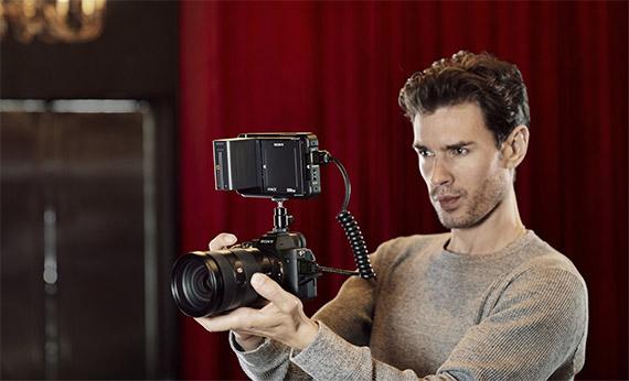 灵活的视频拍摄自动对焦设置