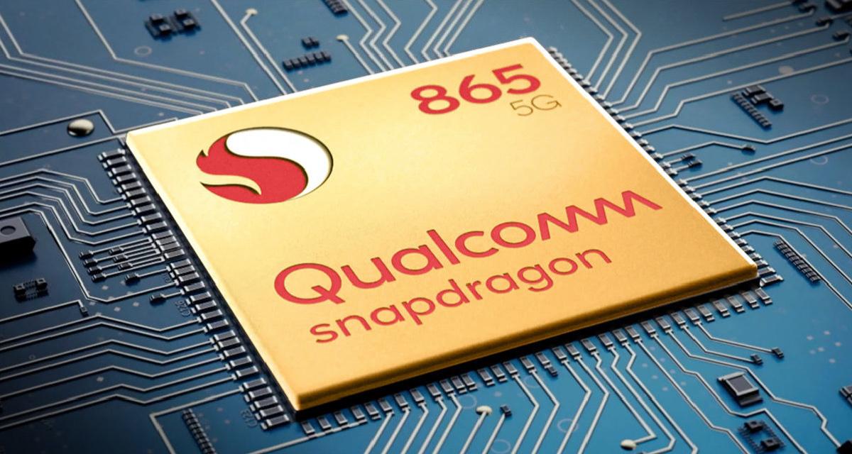 高通®骁龙™ 865 5G 双模旗舰处理器