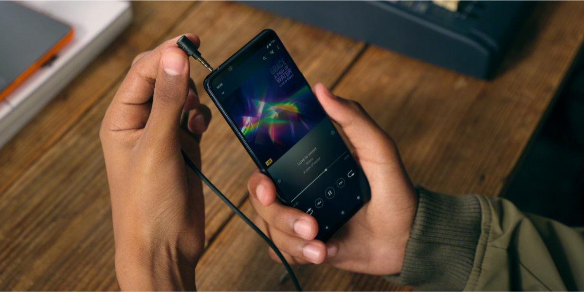 3.5毫米音频接口